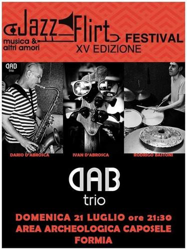 Secondo appuntamento con la XV edizione del JazzFlirt Festival a Formia