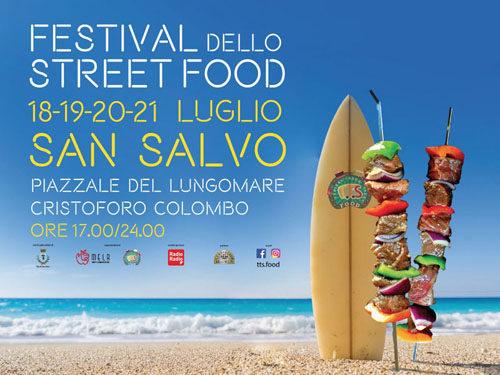 Il Festival Street Food approda a San Salvo