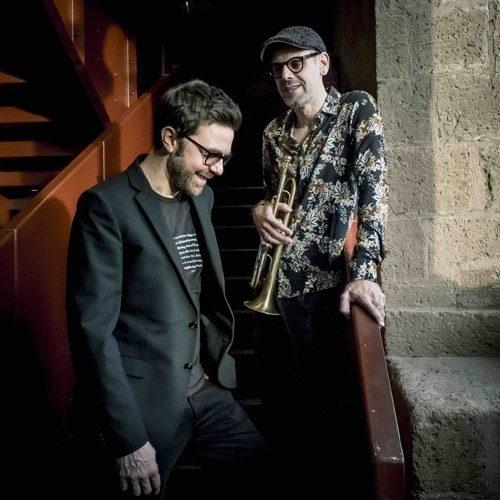 Fabrizio Bosso & Julian O. Mazzariello in concerto alla Casa del Jazz di Roma