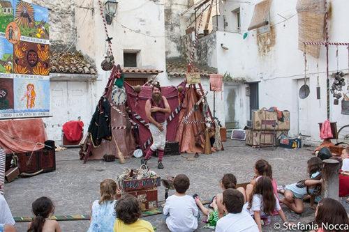 Al via il cancello delle favole. Festival nazionale di Teatro per ragazzi – VII edizione