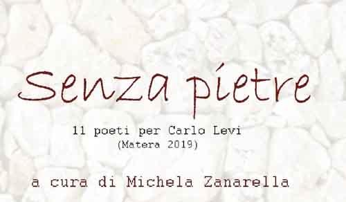 """In libreria """"Senza pietre"""", l'omaggio in versi di undici poeti a Carlo Levi"""
