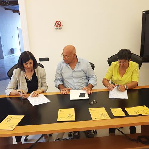 Soprintendenza e Fondazione Comunità Salernitana insieme per la tutela e valorizzazione di Beni Culturali.