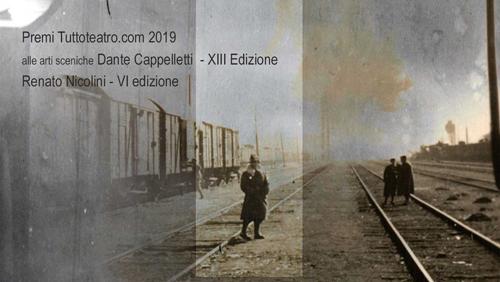 Premio Tuttoteatro.com alle arti sceniche Dante Cappelletti, né uscito il bando
