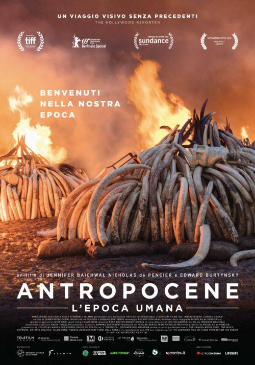 Antropocene- L'Epoca Umana, il film al cinema dal 19 settembre