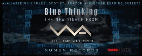 """Il video della track list """"Blue Thinking"""" degli WA è in uscita"""