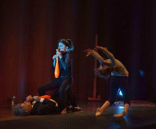 Teatri d'Arrembaggio: Nando&Maila, Chiara Becchimanzi e per i bimbi 'Alla Scoperta del Teatro'