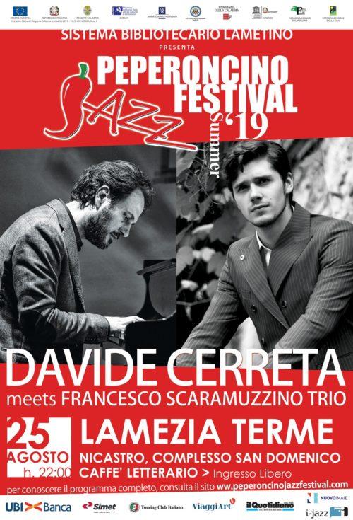 A Lamezia la tappa del 18.mo Peperoncino Jazz Festival