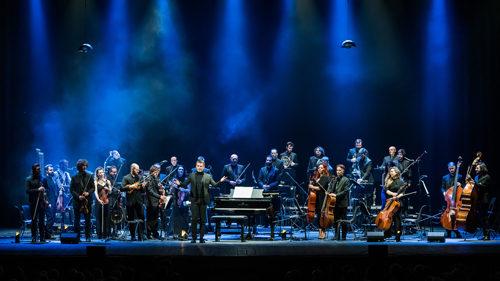 La leggenda di Morricone. Ensemble Symphony Orchestra alla Necropoli della Banditaccia, Cerveteri