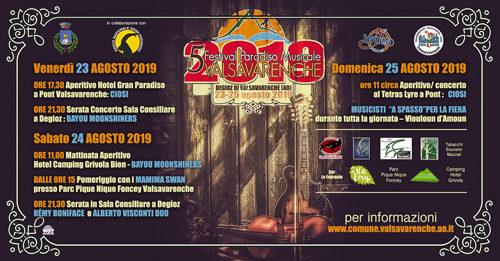 Festival Paradiso Musicale a Valsavarenche, in Valle d'Aosta, al via la V edizione