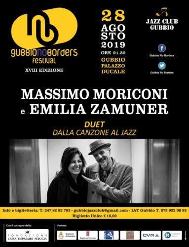 """Secondo sold out per il Gubbio No Borders, sale l'attesa per il terzo appuntamento con """"Duet"""" al Palazzo Ducale di Gubbio"""