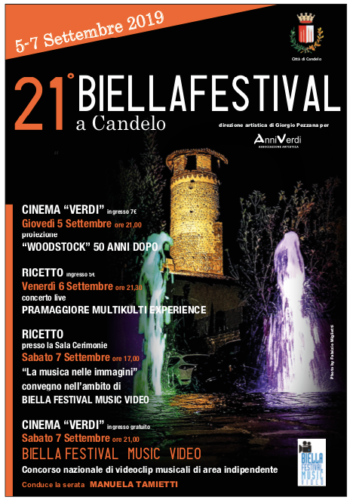 La maratona del Biella Festival Music Video 2019
