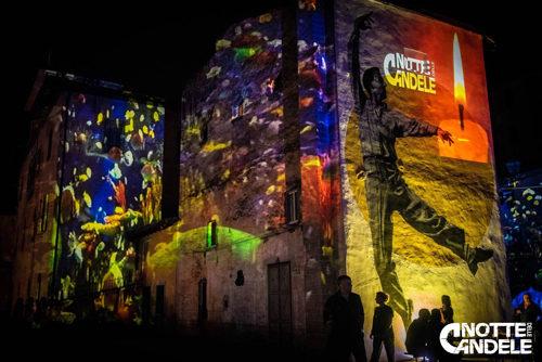 La notte delle candele di Vallerano: sabato 31 agosto l'evento con 100mila candele da fiaba nel borgo viterbese