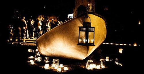 La notte delle candele di Vallerano torna per la tredicesima volta