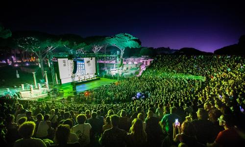 """Grande successo per la quarta edizione della rassegna """"Ostia Antica Festival – Il Mito e il Sogno"""""""