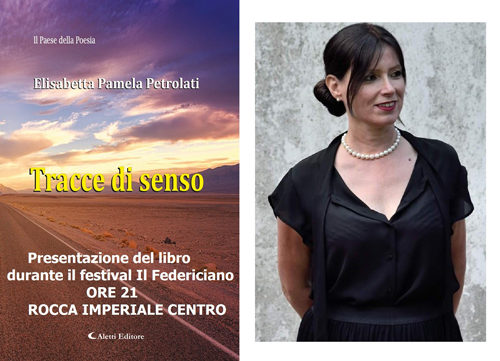 """La romana Elisabetta Pamela Petrolati ospite del prestigioso festival """"Il Federiciano"""""""