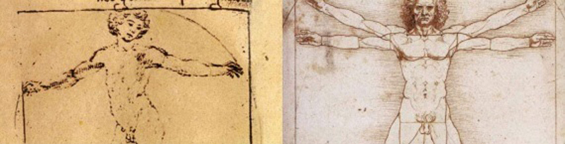 Scrinium svela il segreto sull'Uomo Vitruviano