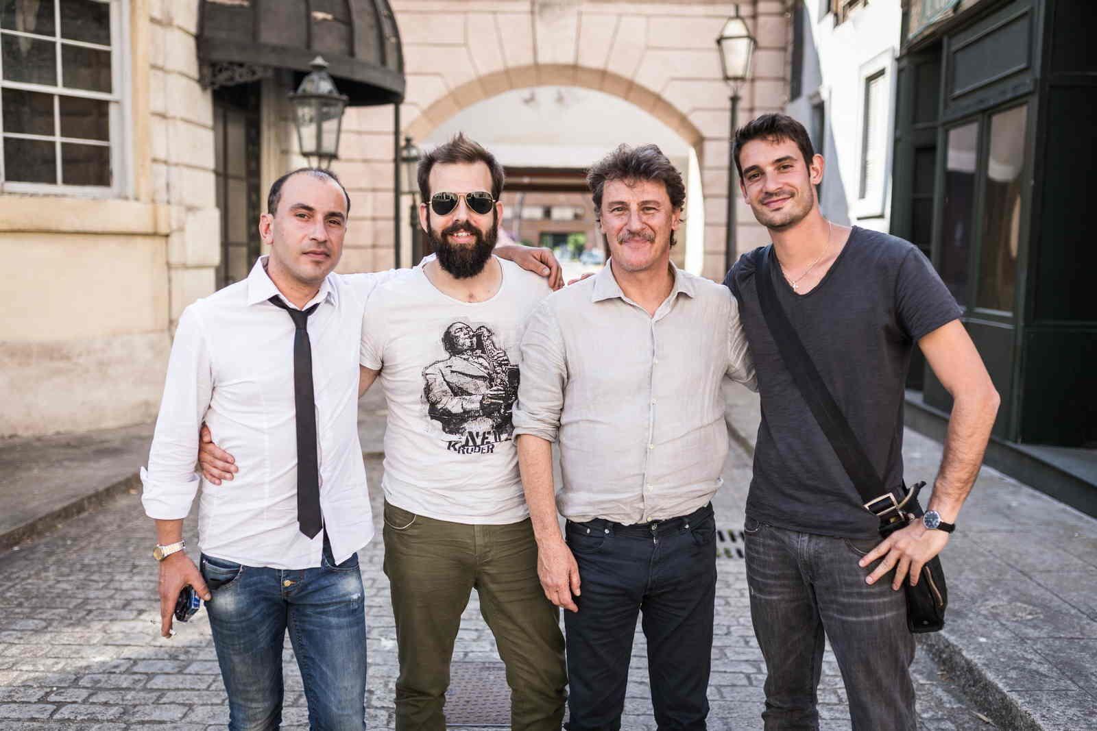 Il Jazz Italiano per le Terre del Sisma. L'Aquila 31 agosto e 1 settembre