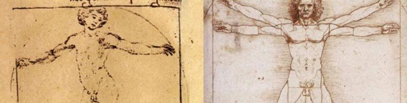 Scrinium pubblica l'ultimo segreto di Leonardo: la verità sull'origine dell'Uomo Vitruviano
