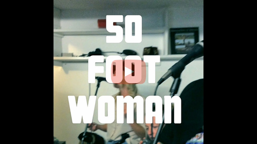 """Record Kicks presenta """"50 Foot Woman"""" il nuovo album della regina del soul britannico, Hannah Williams, in uscita il prossimo 18 ottobre"""