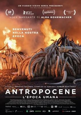 Antropocene L'Epoca umana. Nelle sale dal 19 settembre con la voce narrante di Alba Rohrwacher