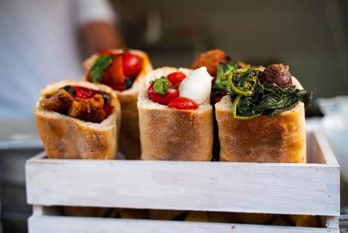 Aprilia Festival Street Food, il menu