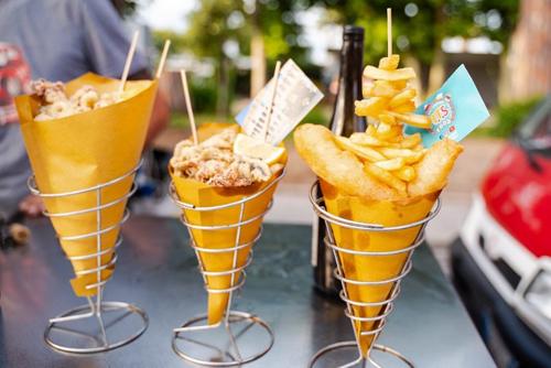 Aprilia Festival Street Food. Venerdì 20 settembre si parte...