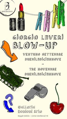 """""""Blow-Up"""", la mostra personale del ceramista savonese Giorgio Laveri alla Galleria Bonioni Arte di Reggio Emilia"""