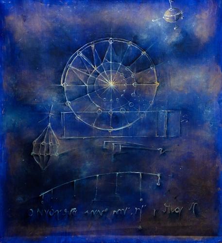 """""""Leonardo Atlantico"""" di Corrado Veneziano nel Museo Archeologico Nazionale """"Domenico Ridola"""""""
