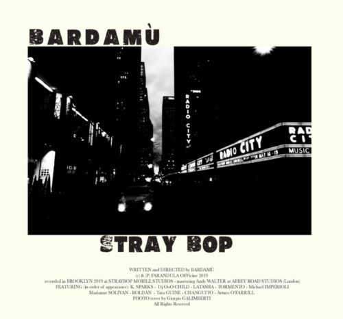 Stray Bop, il nuovo singolo dei Bardamù, duo jazz – hip hop