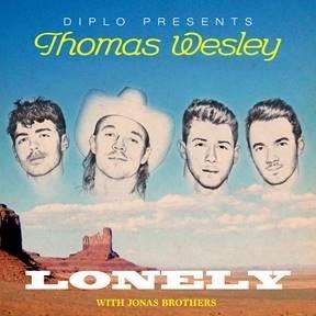 Diplo firma come Thomas Wesley