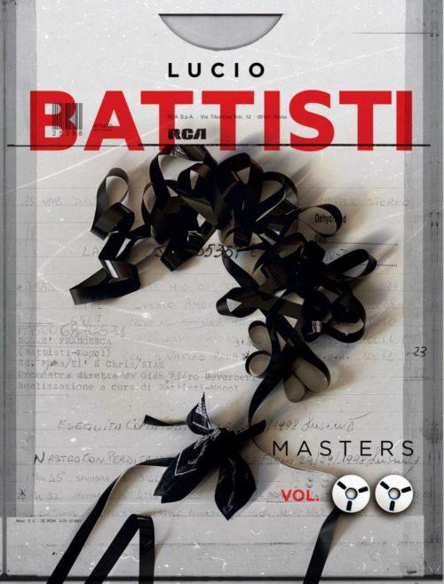 """Lucio Battisti: come non lo hai mai ascoltato… esce """"MASTERS – Vol. 2"""", la seconda raccolta"""