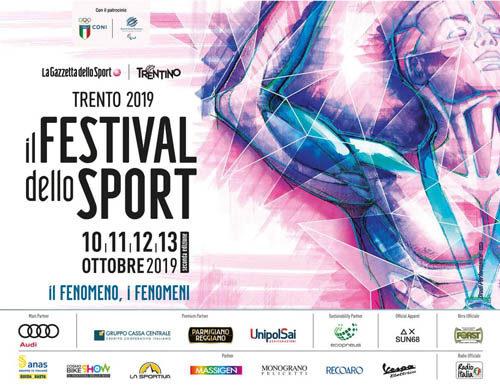 Festival dello Sport: il 10 settembre a Milano la presentazione del programma