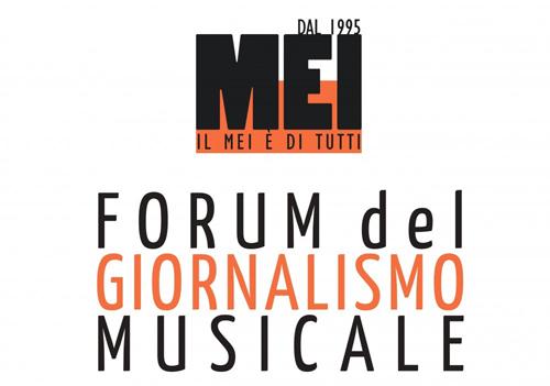 """""""Forum del giornalismo musicale', al via la quarta edizione"""