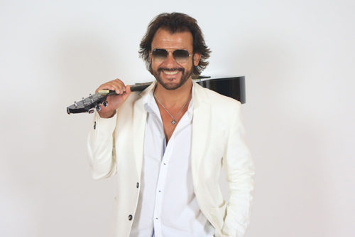"""Franco J Marino presenta il suo disco di inediti """"Napolatino"""" a Napoli e a Valmontone"""