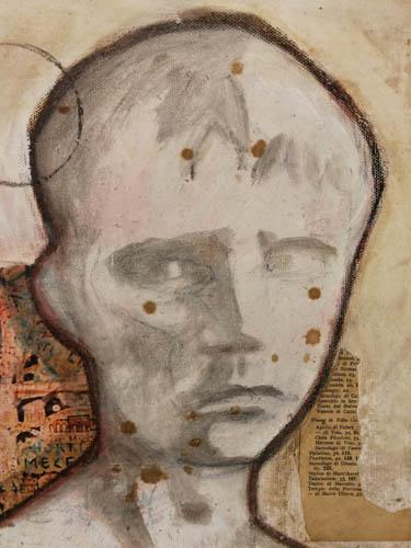 In these parts / da queste parti, la mostra d'arte personale di Antonio Masullo allo Spazio Faro di Roma