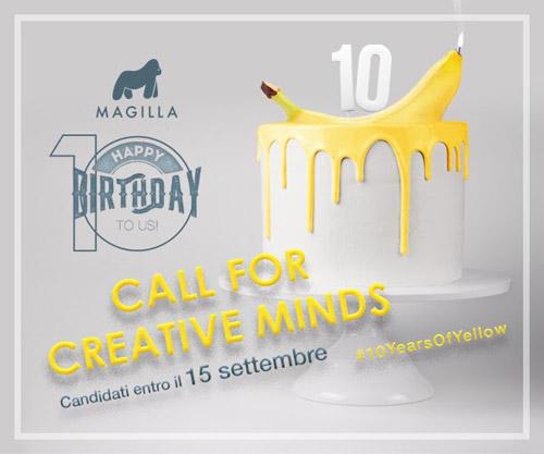 Magilla celebra 10 anni con un party esclusivo dedicato ad artisti, creativi e aziende del territorio