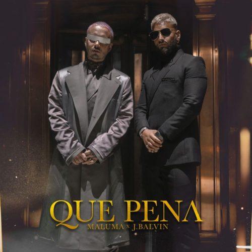 """""""Que Pena"""", il brano che segna la collaborazione tra Maluma & J Balvin. Online anche il video"""