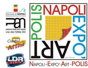 Grazia Di Michele al Napoli Expò Art Polis per il suo nuovo libro e disco