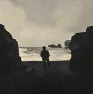 Dipinta. La metis dell'acqua, la prima mostra di soli oli su tela di Omar Galliani