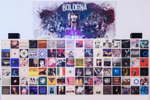 """Programma finissage """"Pensatevi liberi. Bologna Rock 1979"""" al MAMbo e altre sedi a Bologna"""