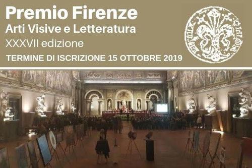 Premio Firenze, ancora pochi giorni, per partecipare alla trentasettesima edizione
