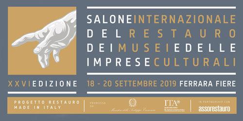 Terza e ultima giornata della XXVI edizione del Salone Internazionale del Restauro, dei Musei e delle Imprese Culturali