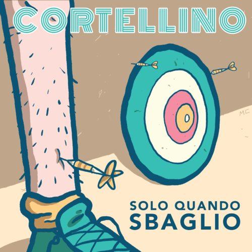 """""""Solo quando sbaglio"""" il nuovo singolo del cantautore Cortellino"""