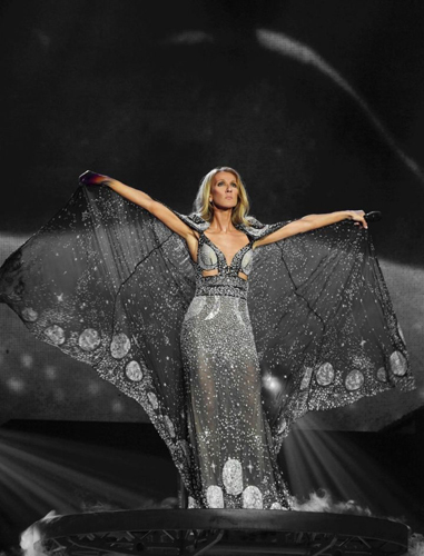 "Courage, il nuovo album di Celine Dion e al via il ""Courage World Tour"""