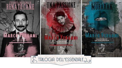 In scena, al Teatro Argot Studio di Roma, Trilogia dell'essenziale con la regia di Vinicio Marchioni