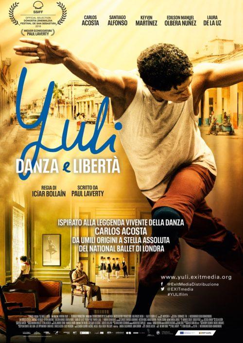 YULI – Danza e Libertà, il film della spagnola Icíar Bollaín arriva nelle sale italiane