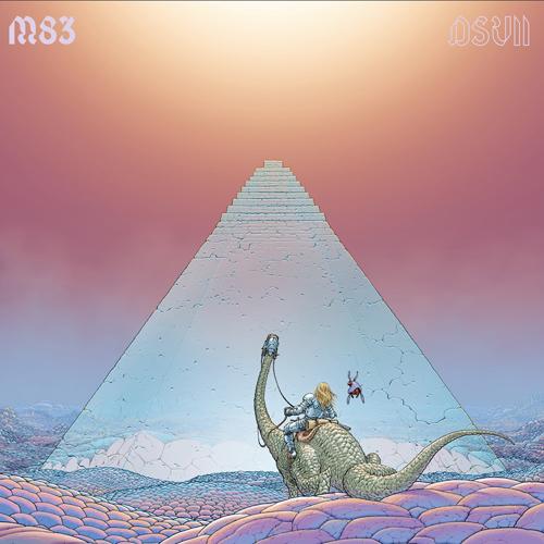 """M83 pubblicano """"Temple of Sorrow"""", il primo estratto dal nuovo album DSVII, in uscita il 20 settembre 2019 via naïve"""