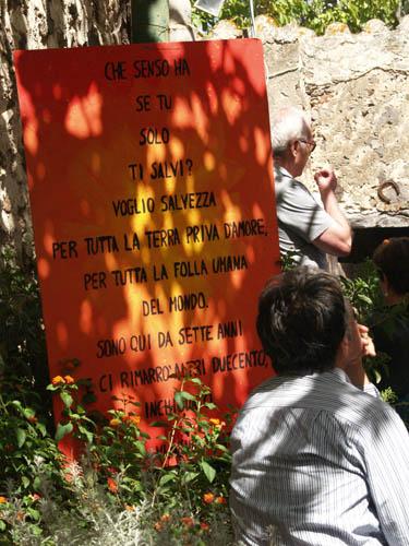 Cabudanne de sos poetas 2019, al via la terza giornata a Seneghe