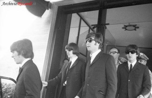 The Beatles - Il 50° Anniversario Abbey Road si festeggia allo Spazio5 di Roma