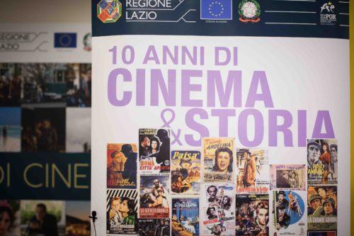 Festa del Cinema: 2009-2019, 10 anni di Cinema&Storia